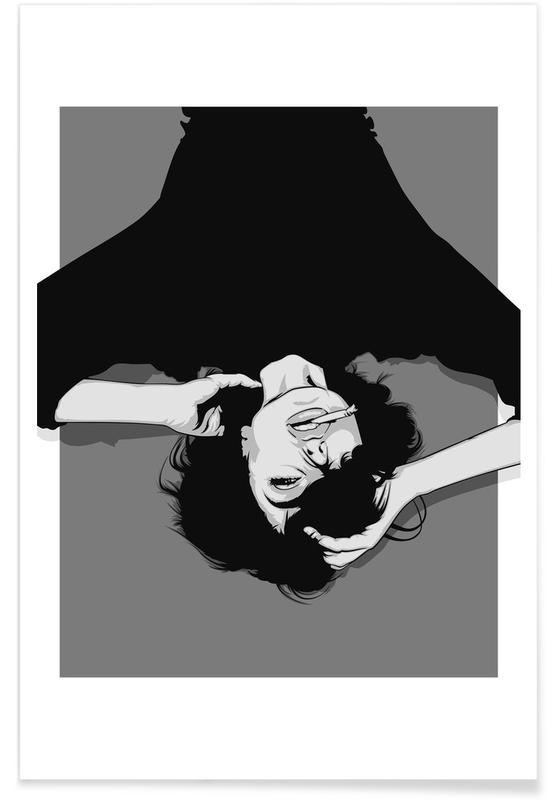 Schwarz & Weiß, CV 04 -Poster