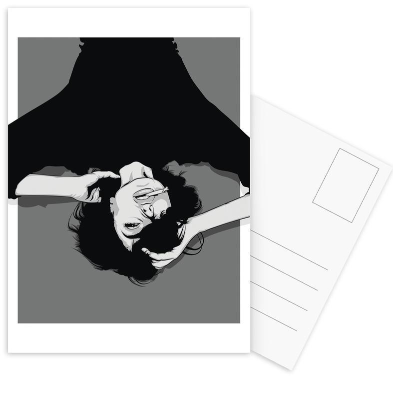 Schwarz & Weiß, CV 04 -Postkartenset