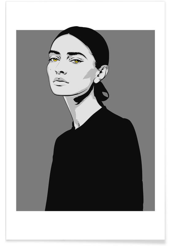 Noir & blanc, CV 05 affiche