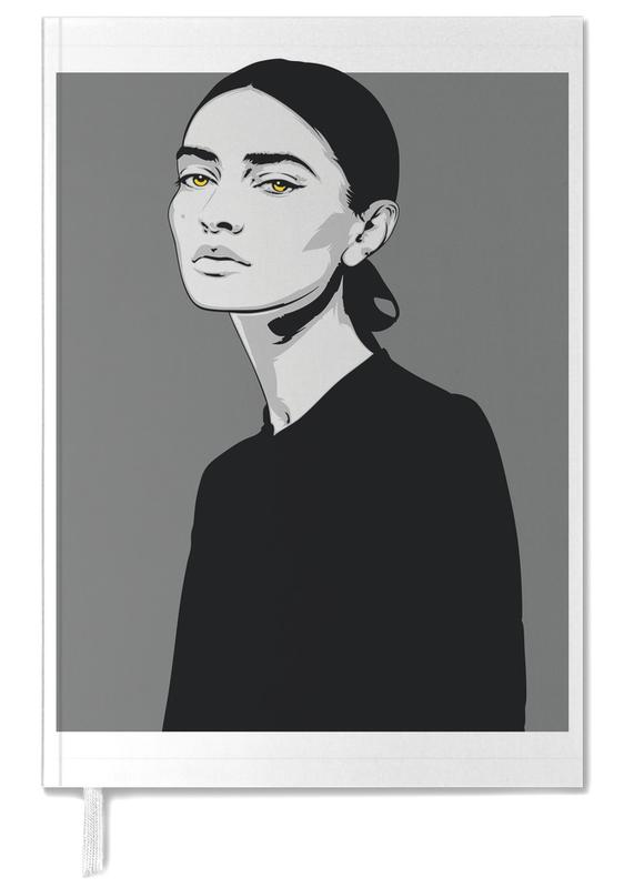 Noir & blanc, CV 05 agenda