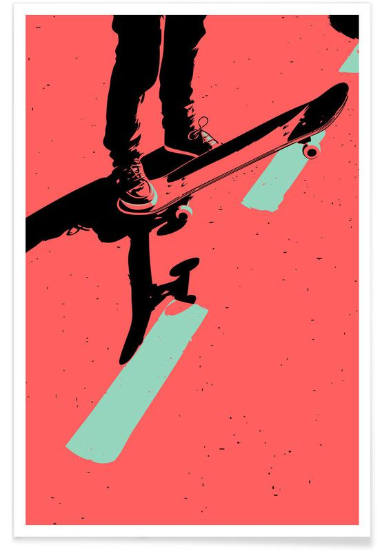 Skate, SKB 03 affiche