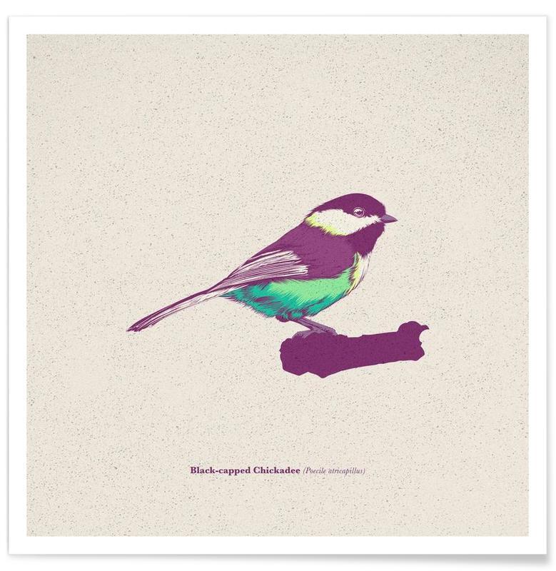 , Bird 03 affiche