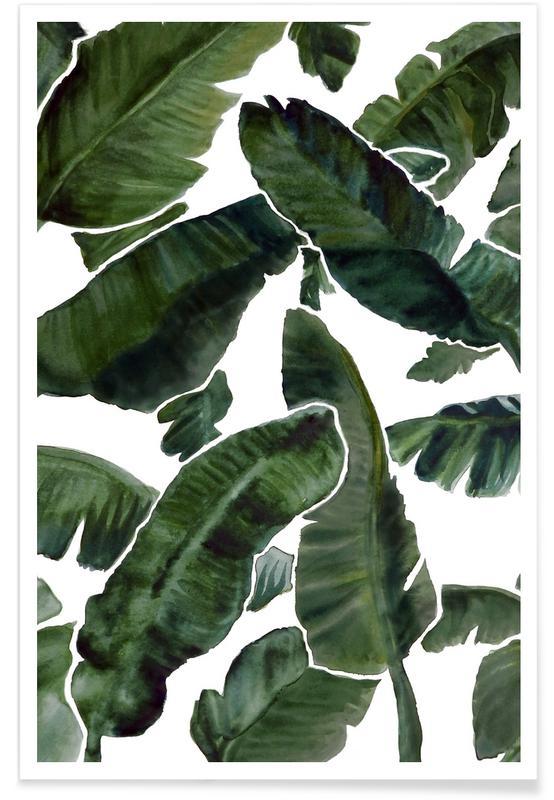 Blätter & Pflanzen, The Vacation -Poster