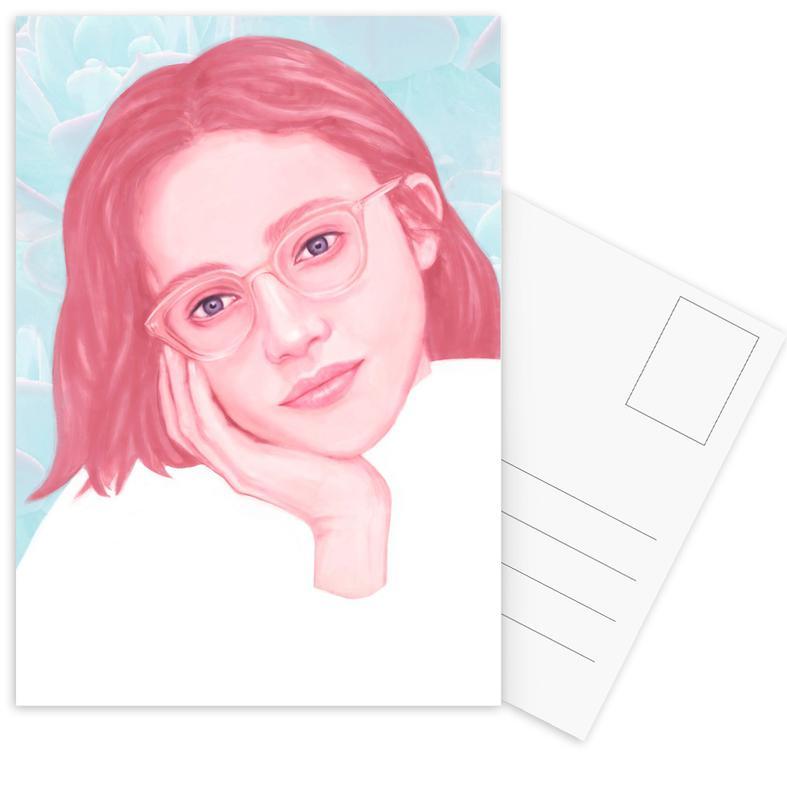 Daydream -Postkartenset
