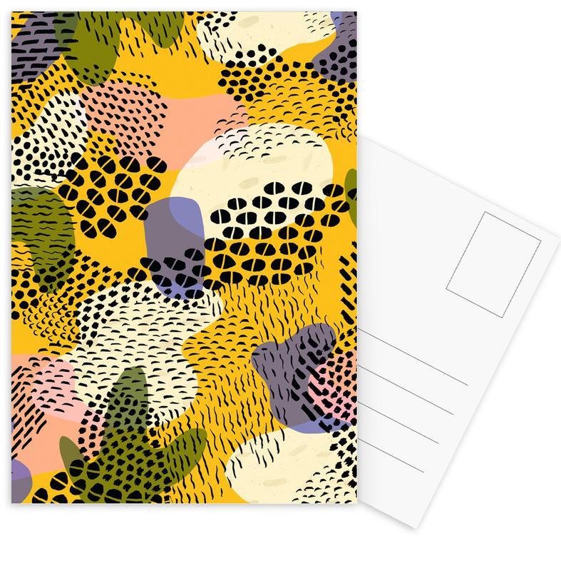 Pina Colada Postcard Set
