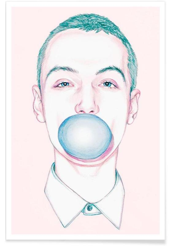 Portraits, Bubble Boy affiche