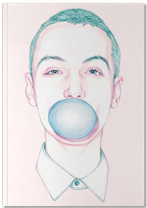 Portraits, Bubble Boy Notebook