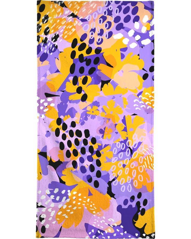 Honeycomb -Handtuch