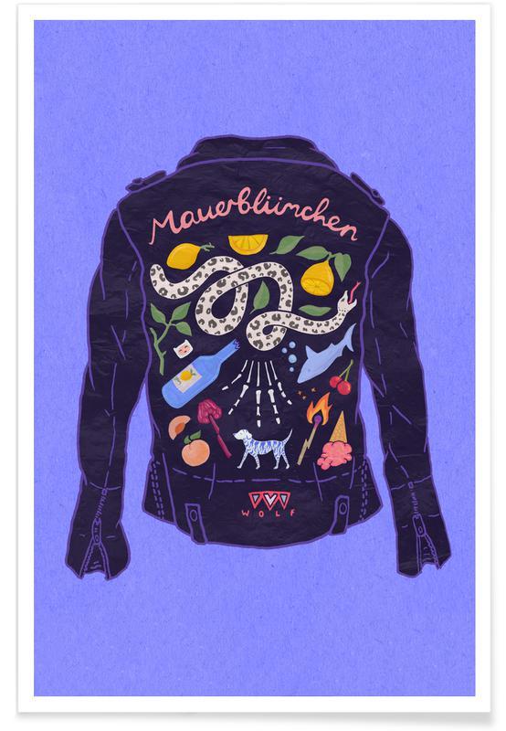, Jacket Poster