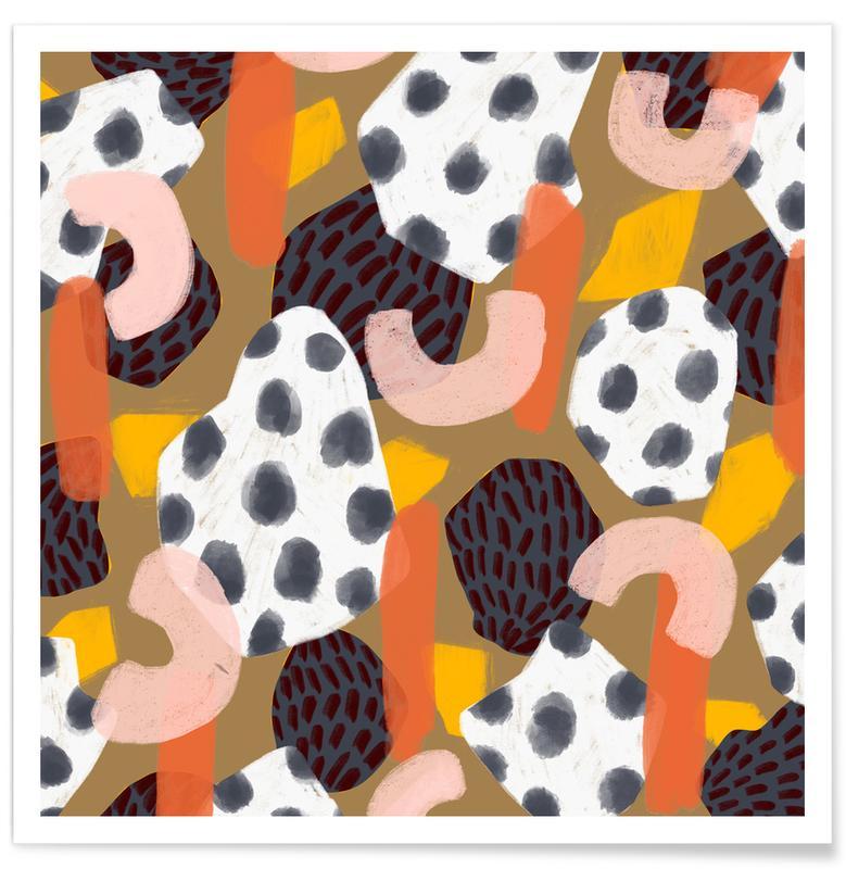 Patterns, Fondu Poster