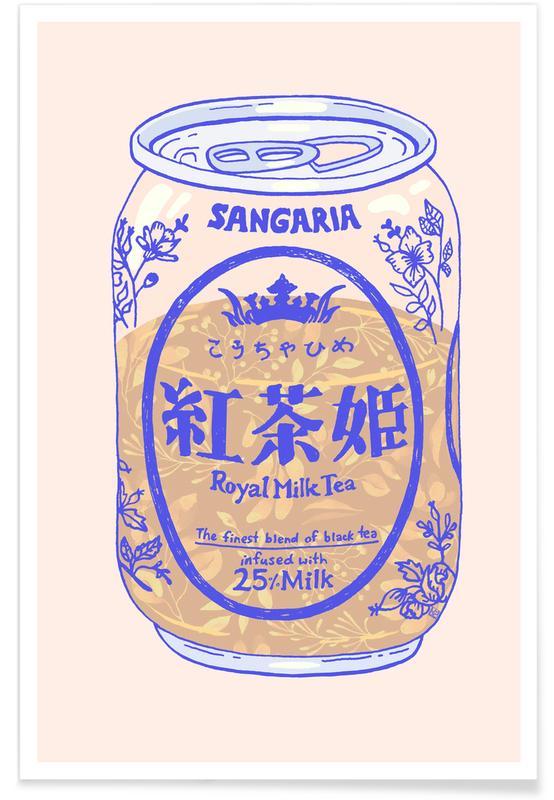 , Royal Tea Poster