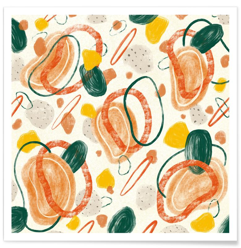 Patterns, Spaghetti Poster