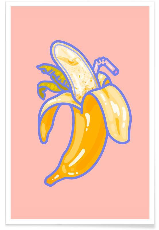 Bananes, Banana Split affiche