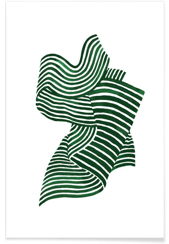 , Fabric poster