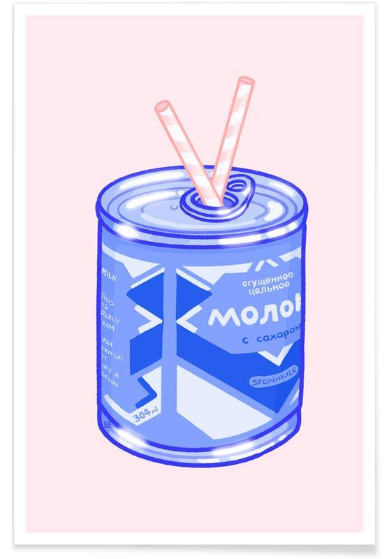 , Sweet Milk affiche