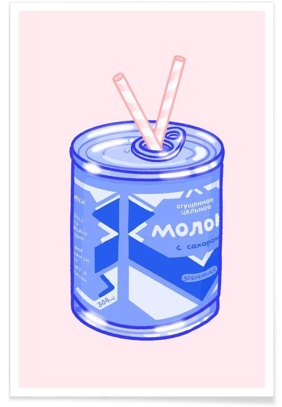, Sweet Milk poster