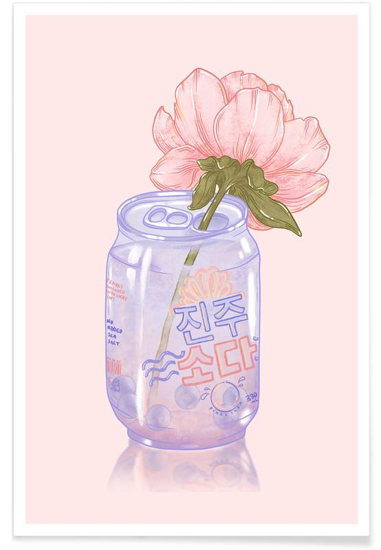 , Pearl Soda -Poster