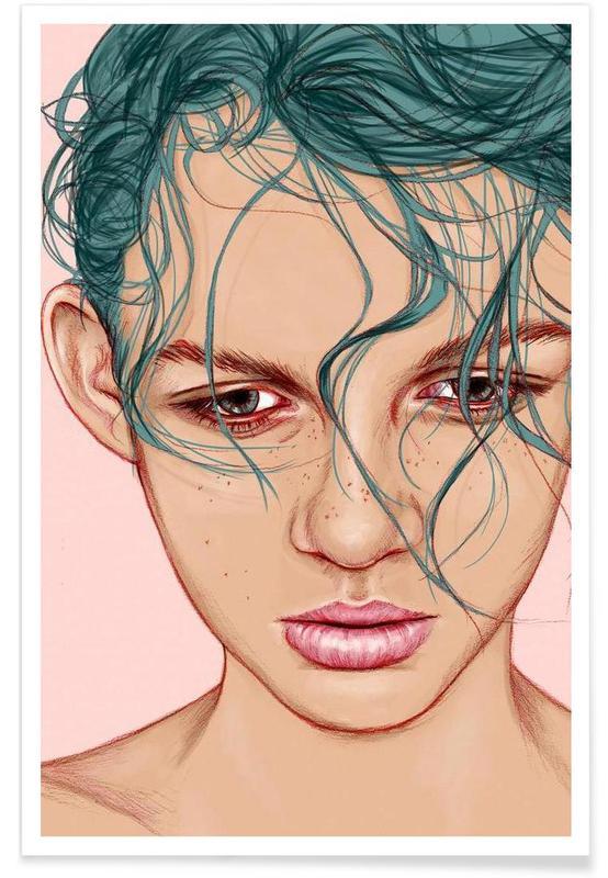 Portraits, Swim affiche