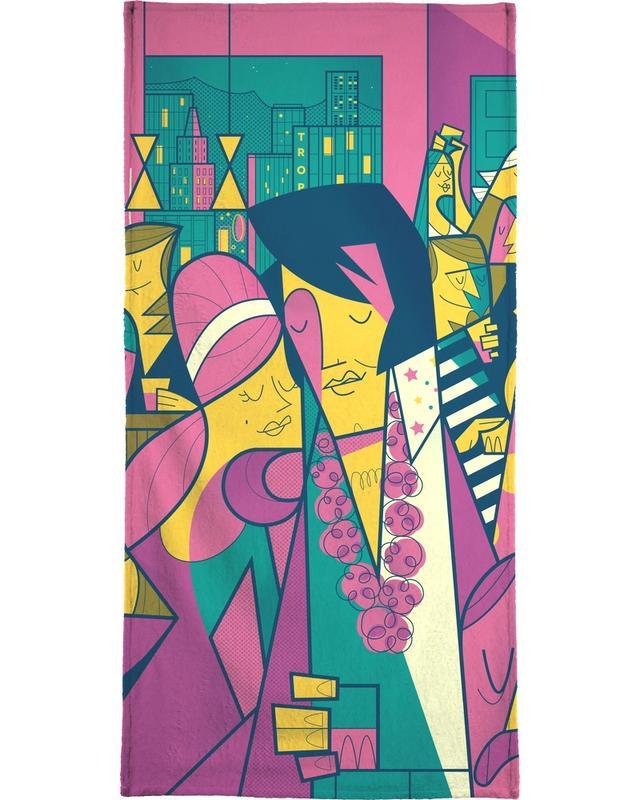 Elvis -Handtuch