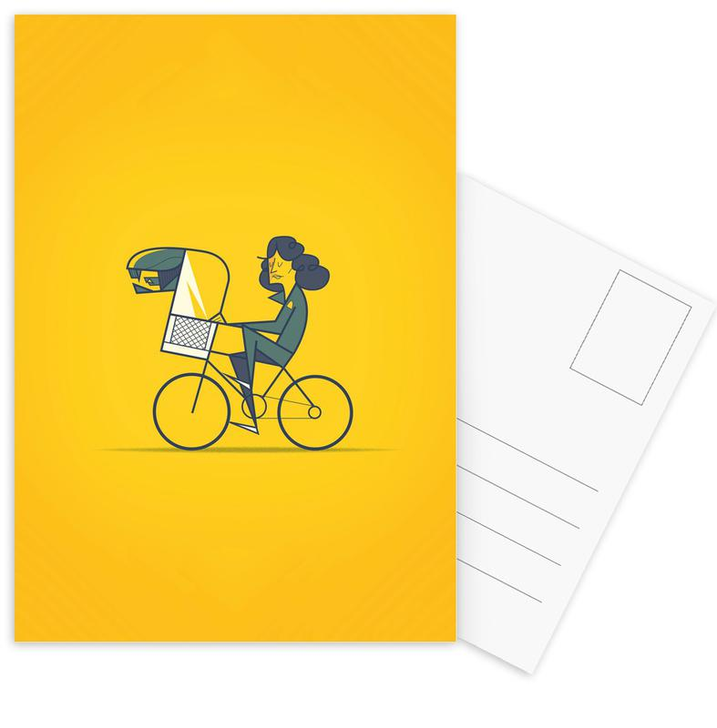 A.L.I.E.N -Postkartenset