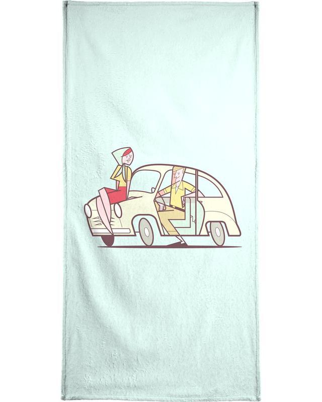 Seicento Beach Towel