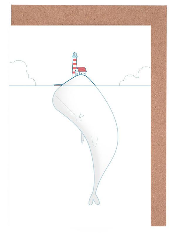 The Lighthouse Keeper -Grußkarten-Set