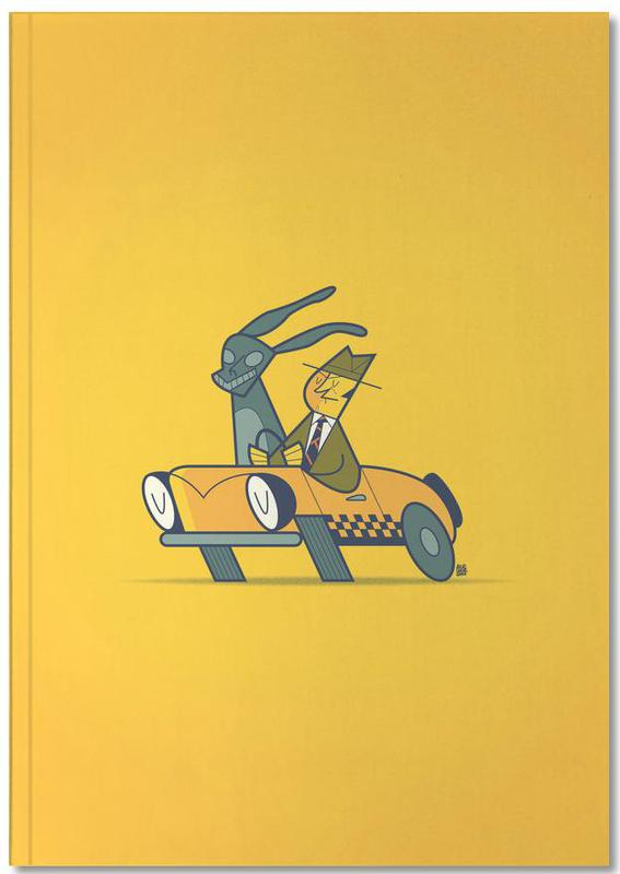 Grappig, Films, Who Framed Donnie Darko Notebook