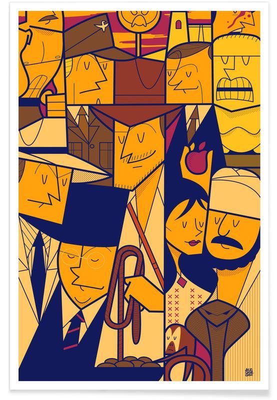 Films, Indy affiche