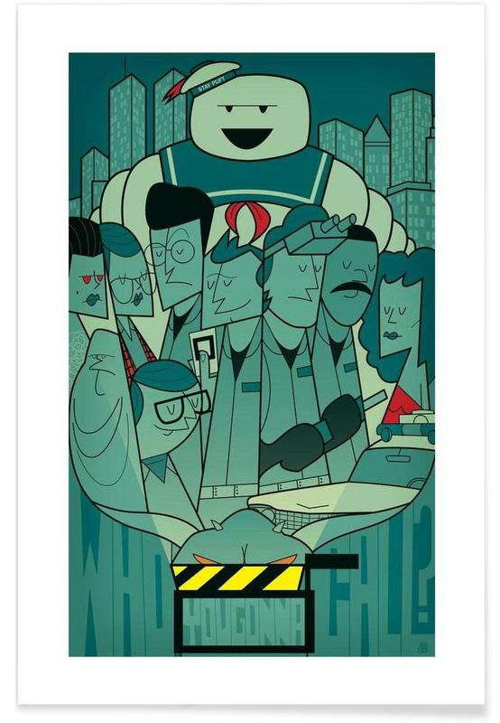 Films, Who you gonna call? affiche