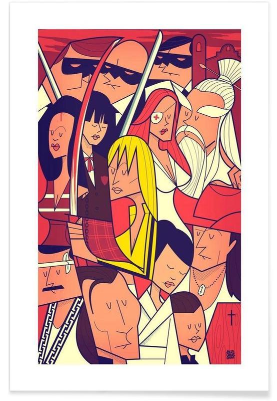 Films, Hattori Hanzo affiche