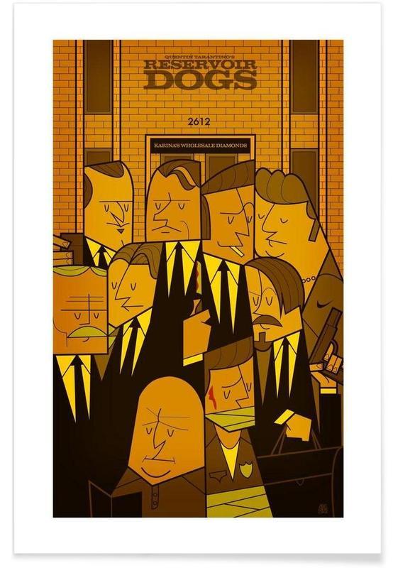 Films, Reservoir dogs affiche