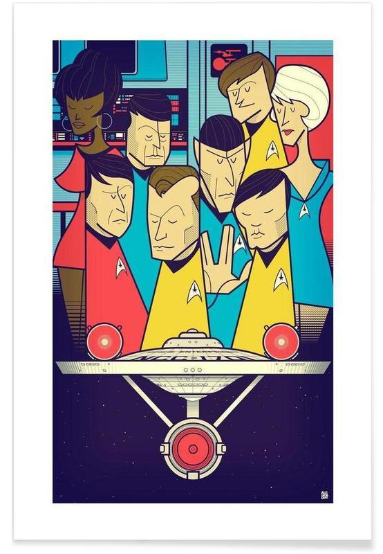 TV Shows, Enterprise Poster
