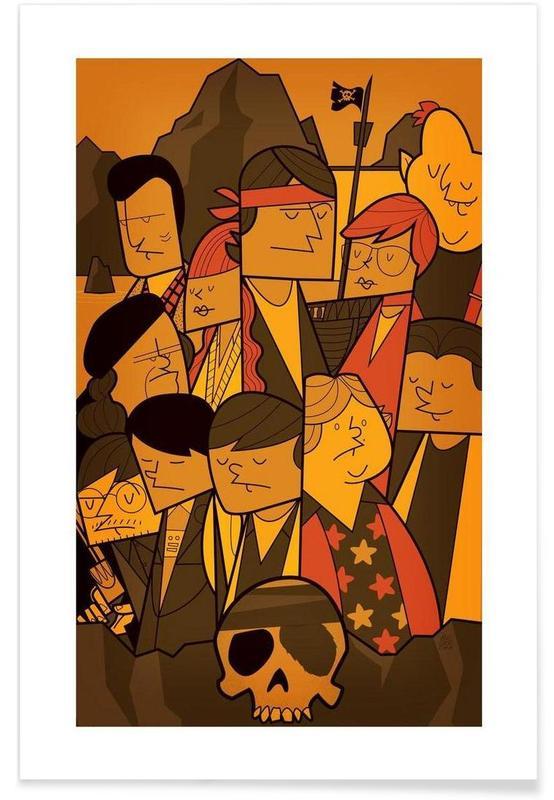 Filme, Goonies -Poster
