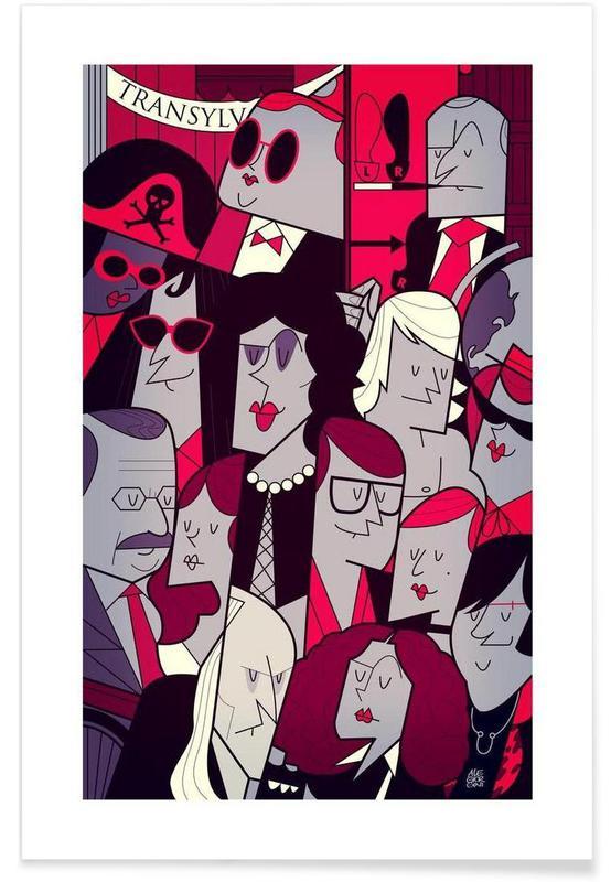 Films, ROCKY HORROR PICUTRE SHOW affiche