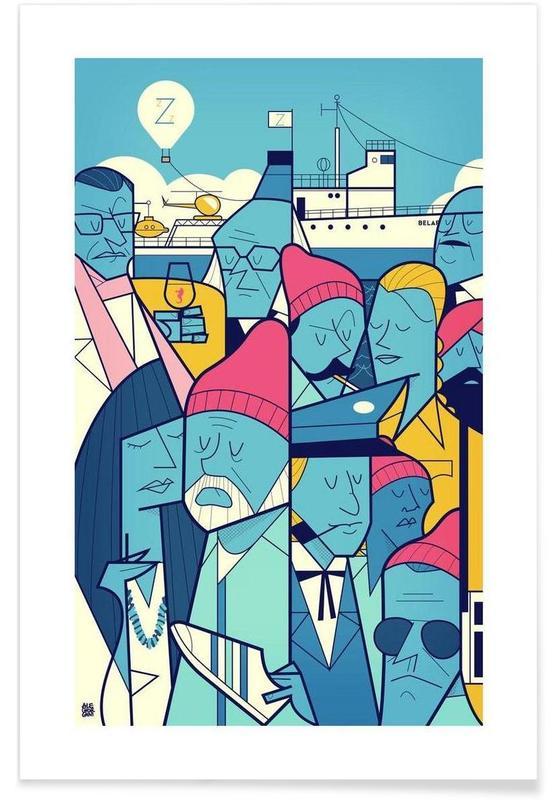 ZISSOU -Poster