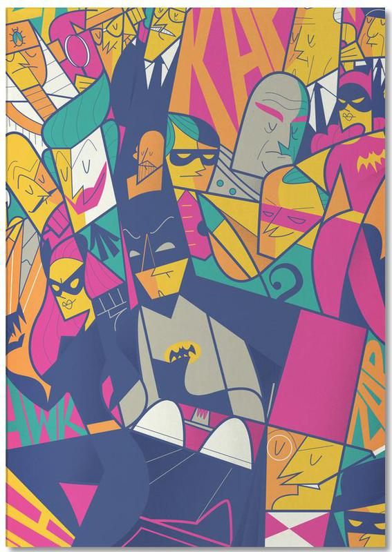 Batman, Filme, Batman -Notizblock