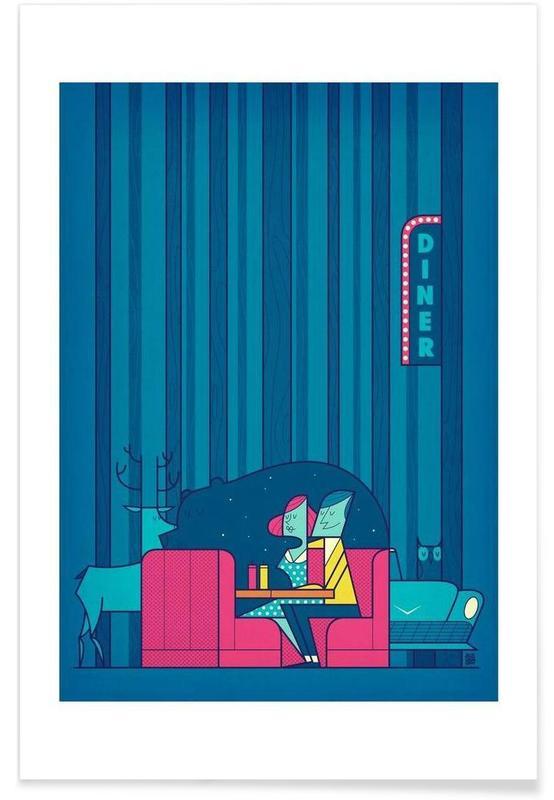 DINER -Poster