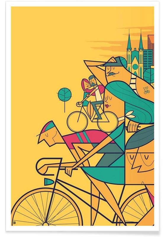 Wielersport, PEDALAR poster