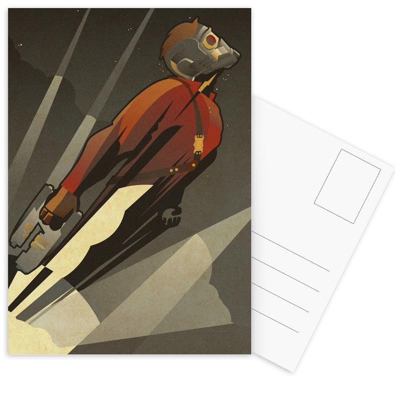 , The Starlord Postcard Set