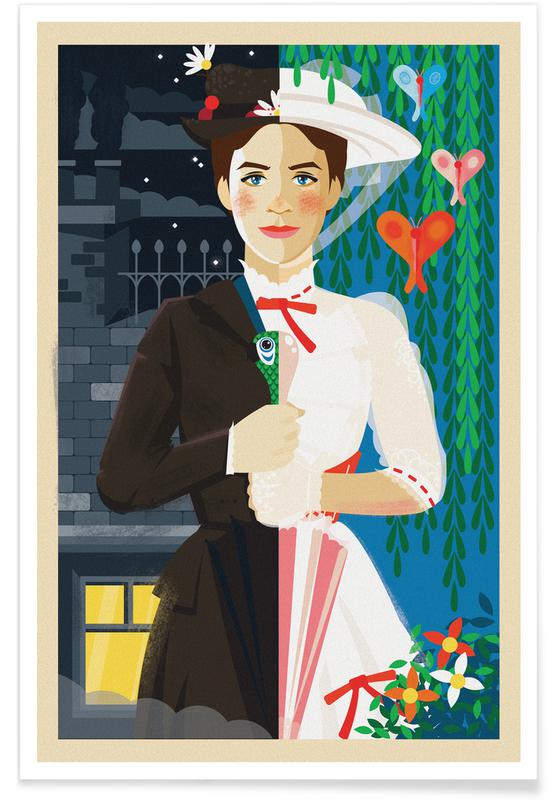 Mary Poppins -Poster