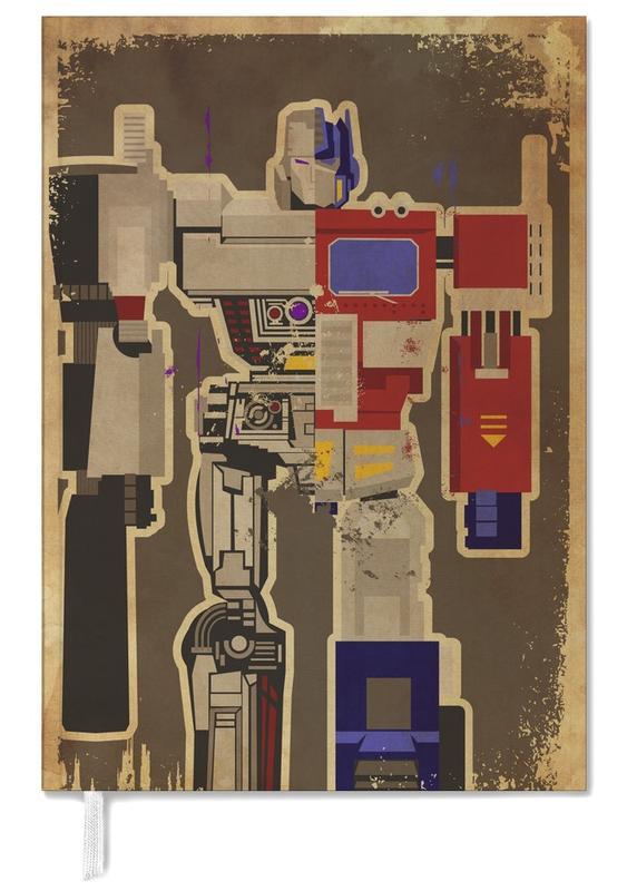 Optimus Mega Personal Planner