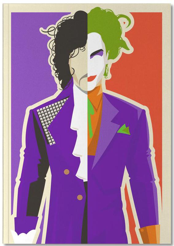 Prince Joker Notebook