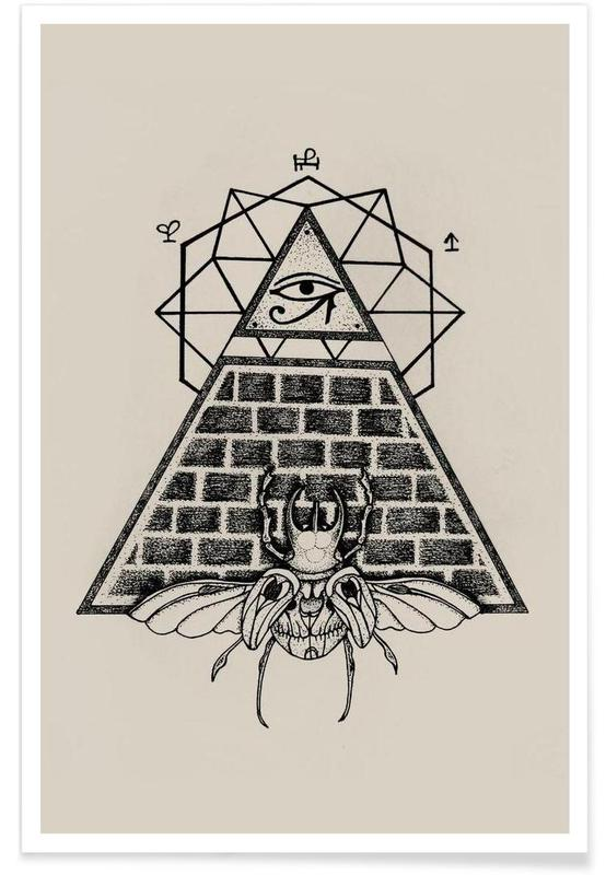 Kevers, Pyramid poster