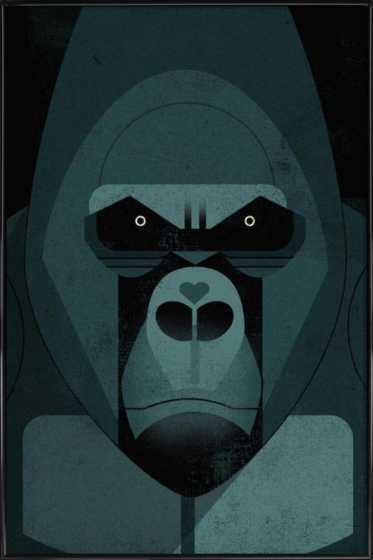 Gorilla Framed Poster