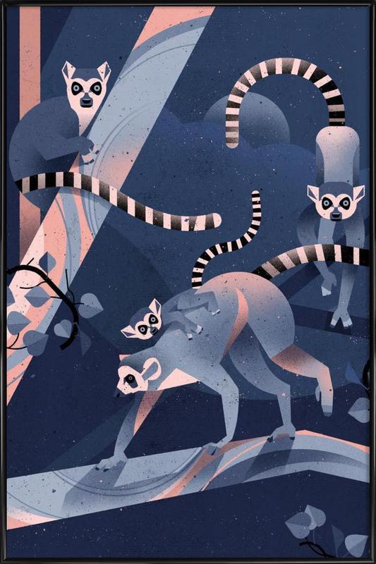 Katta Framed Poster