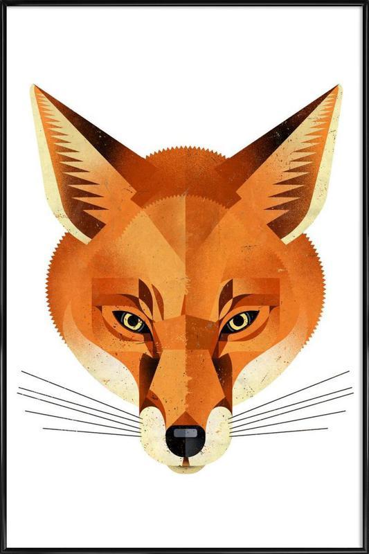 Fuchs Framed Poster