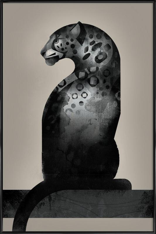 Jaguar 02 Framed Poster