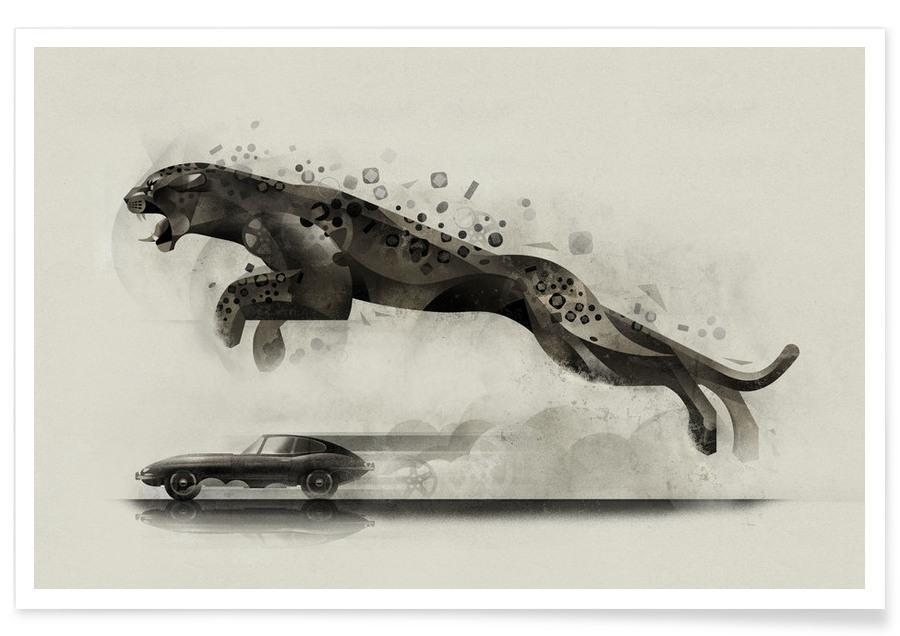 Voitures, Jaguars, Jaguar 03 affiche
