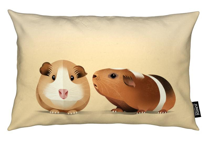 Guinea Pig coussin
