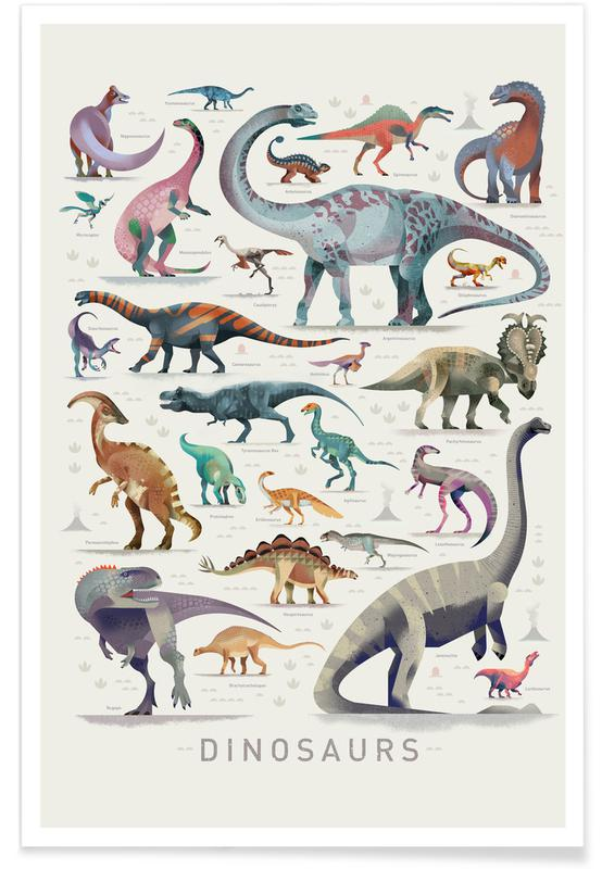 Dinosaurs -Poster